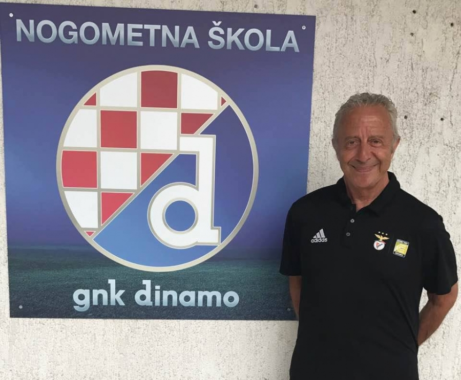 Coerver® Coaching Global | Coerver® Coaching working with Champions League regulars Dinamo Zagreb