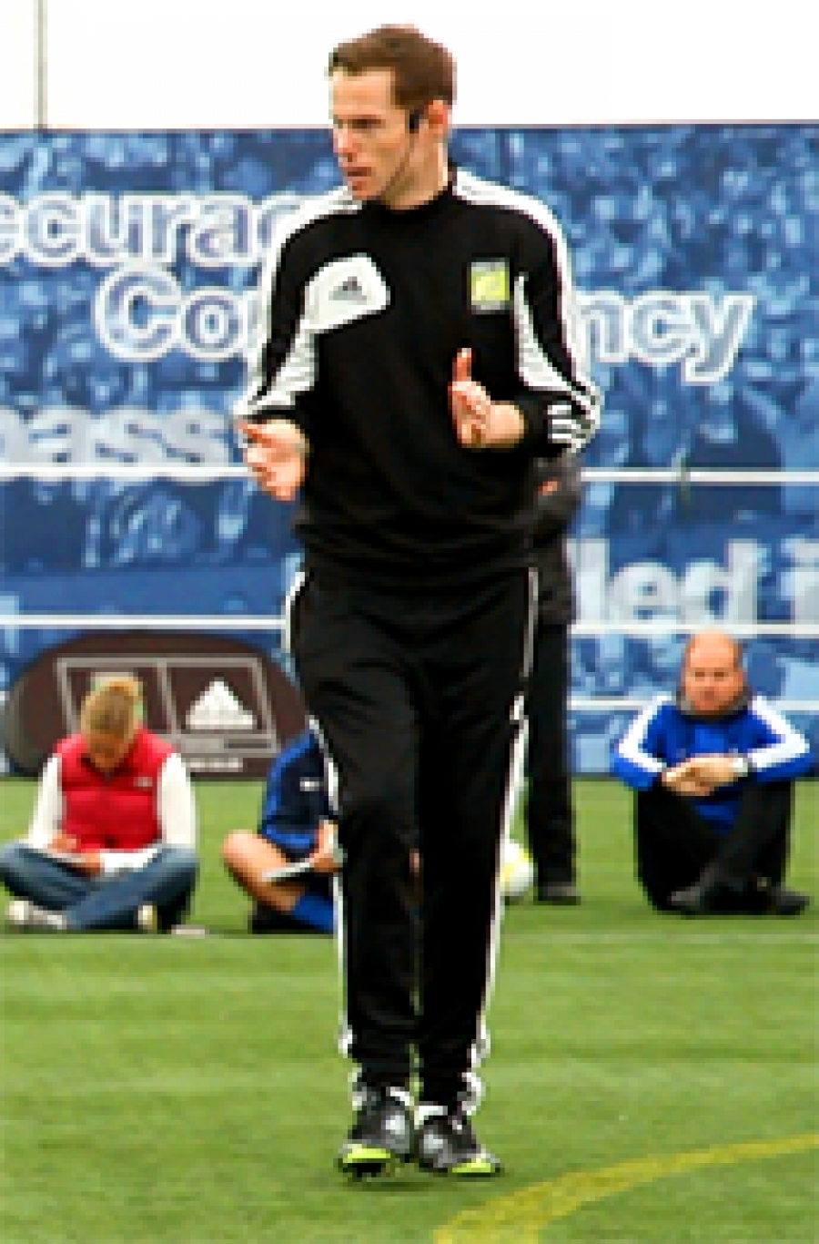 Scott Wright Coerver® Coaching UK Director